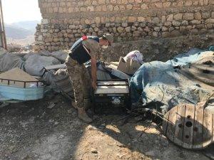 Mardin'de hırsızlar JASAT'tan kaçamadı
