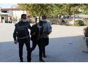 Elazığ'da yaşından fazla suç kaydı bulunan hırsız yakalandı