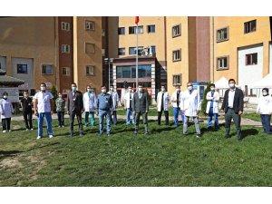 KSBÜ Ortopedi ve Travmatoloji Bölümü'nden sınav başarısı