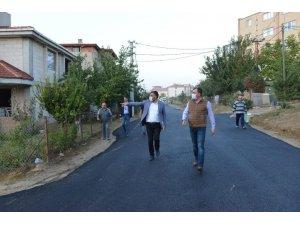 Karadeniz Mahallesi yeni yollara kavuştu