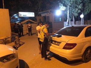 Trafikte makas atarken polis kamerasına yakalandı