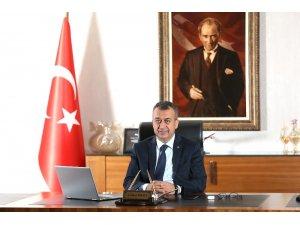 GAİB Koordinatör Başkanı Ahmet Fikret Kileci'nin 29 Ekim kutlaması
