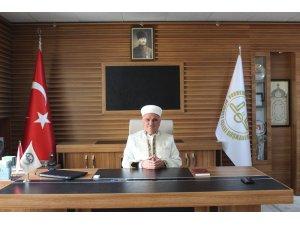 Bilecik İl Müftüsü Ali Erhun'un Mevlid-i Nebi Haftası mesajı