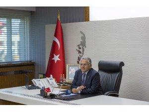Başkan Büyükkılıç'tan 'Mevlid Kandili' mesajı