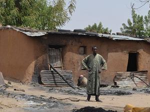 Nijerya'da köylere saldırılar düzenlendi