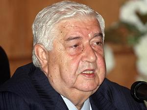 Suriye Dışişleri Bakanı yoğun bakımda