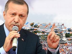 Erdoğan: Sen çizgiyi iyice dağıttın!