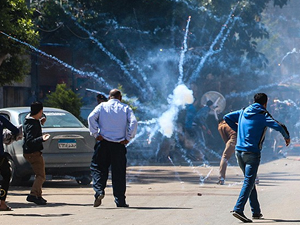 Mısır'da 2 gösterici hayatını kaybetti