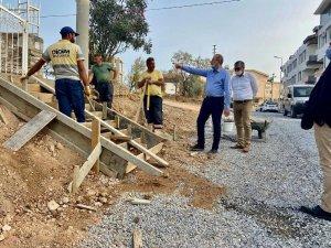 Başkan Atabay, çalışmaları yerinde denetledi