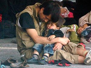 Mülteciler Çin'e iade edilmesin çağrısı