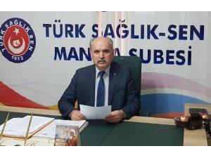 Türk Sağlık Sen'den, 'Özlük haklarında iyileştirme yapın' çağrısı