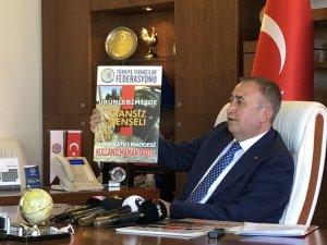 Türkiye Fırıncılar Federasyonu'ndan Fransa'ya boykot kararı