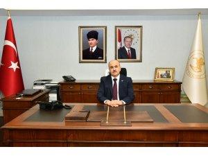 Samsun protokolü Cumhuriyet Bayramı'nı kutladı
