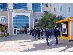Burdur'da FETÖ operasyonunda 1 tutuklama
