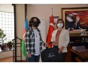 Başkan Köse'ye Cumhuriyet Bayramı'nda asker ziyareti
