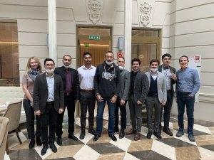Akkuyu Nükleer A.Ş. temsilcileri SPbPU Üniversitesi'nin Türk öğrencileriyle buluştu