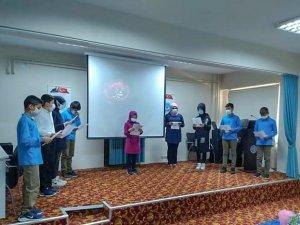 Seyyid Battal Gazi İmam Hatip Ortaokulu'nda Mevlid-i Nebi programını