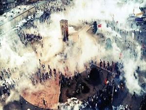 Gezi Parkı'nda bulunan Çarşı grubuna müebbet talebi