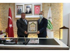 Beylikova ile Bursa Büyükşehir Belediyesi kardeş oldu
