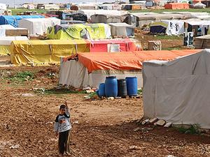 Ürdün'e mülteci akını sürüyor