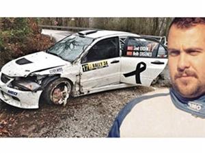 Ünlü oyuncu otomobiliyle kaza yaptı