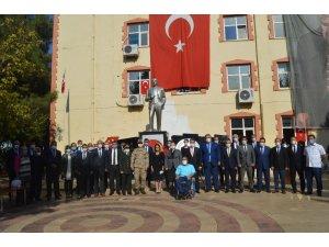 29 Ekim Cumhuriyet Bayramı Besni'de törenle kutlandı