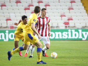 UEFA Avrupa Ligi: Sivasspor: 0 - Maccabi Tel Aviv: 0 (Maç devam ediyor)