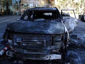 Libya'daki şiddet olayları