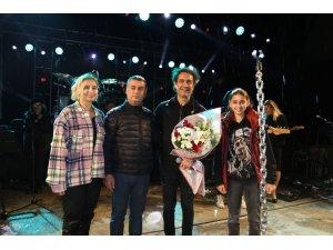 Gölbaş'ında Kıraç ve Azerin Konseri