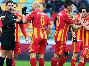Kayserispor'da şok istifa!