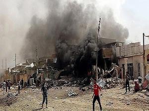 Irak'taki çatışmalar