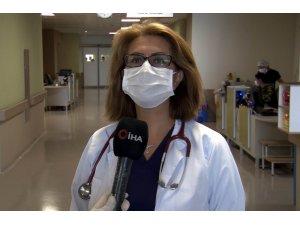 """Enfeksiyon Hastalıkları Uzmanı Dr. Güzel: """"Grip ile Covid'i ayırt etmek çok zor"""""""