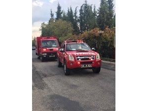 Muğla'dan İzmir'e ekipman desteği
