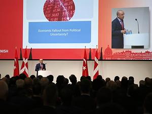 Türkiye yatırım için cazibesini sürdürüyor