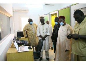 TİKA'dan Nijer Ticaret Odası'na teknik destek