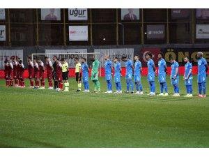 Süper Lig: Fatih Karagümrük: 2 - BB Erzurumspor: 0 (Maç devam ediyor)