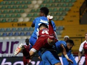 Süper Lig: Fatih Karagümrük: 5 - BB Erzurumspor: 1 (Maç sonucu)