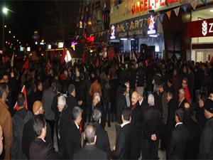 CHP'ye büyük şok: 2 bin kişi AK Parti'ye katıldı