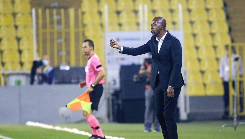 Trabzonspor'da Newton'la yollar ayrıldı