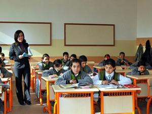 Öğretmenlerin ders alanlarına yeni düzenleme
