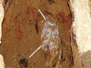 2500 yıllık atölye bulundu