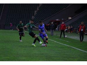 2. Lig: Kocaelispor: 2 - Ergene Velimeşespor: 1