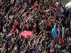 Mısırlı öğrenciler yılmıyor