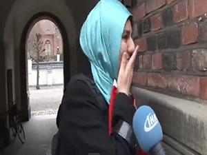 Cumhurbaşkanı Gül ona el sallayınca gözyaşlarını tutamadı