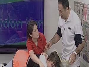 Boyun ve eklem ağrılarına ilaçsız tedavi