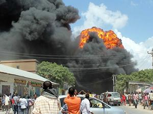 Eş-Şebab otele saldırdı: 14 ölü, 24 yaralı