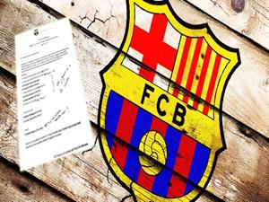 Barca transfer listesini açıkladı! İki de Türk var