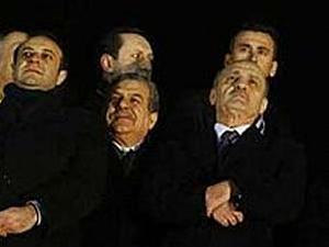 AK Parti 4 eski Bakanı halktan kaçırıyor!