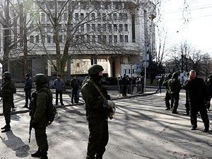 Kırım'a girişlerine izin verilmedi
