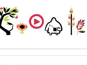 Google'dan ilkbahar hatırlatması